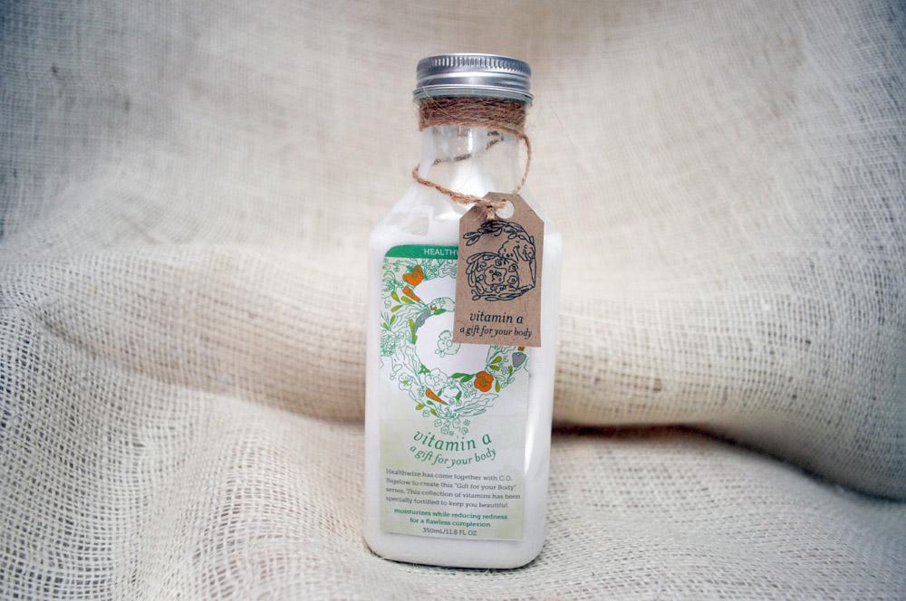 Vitamin A Body Milk