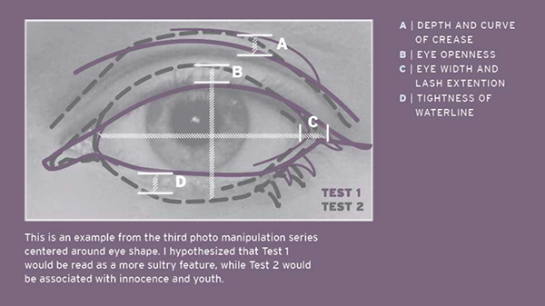 Controls for eye manipulation tests 1 & 2