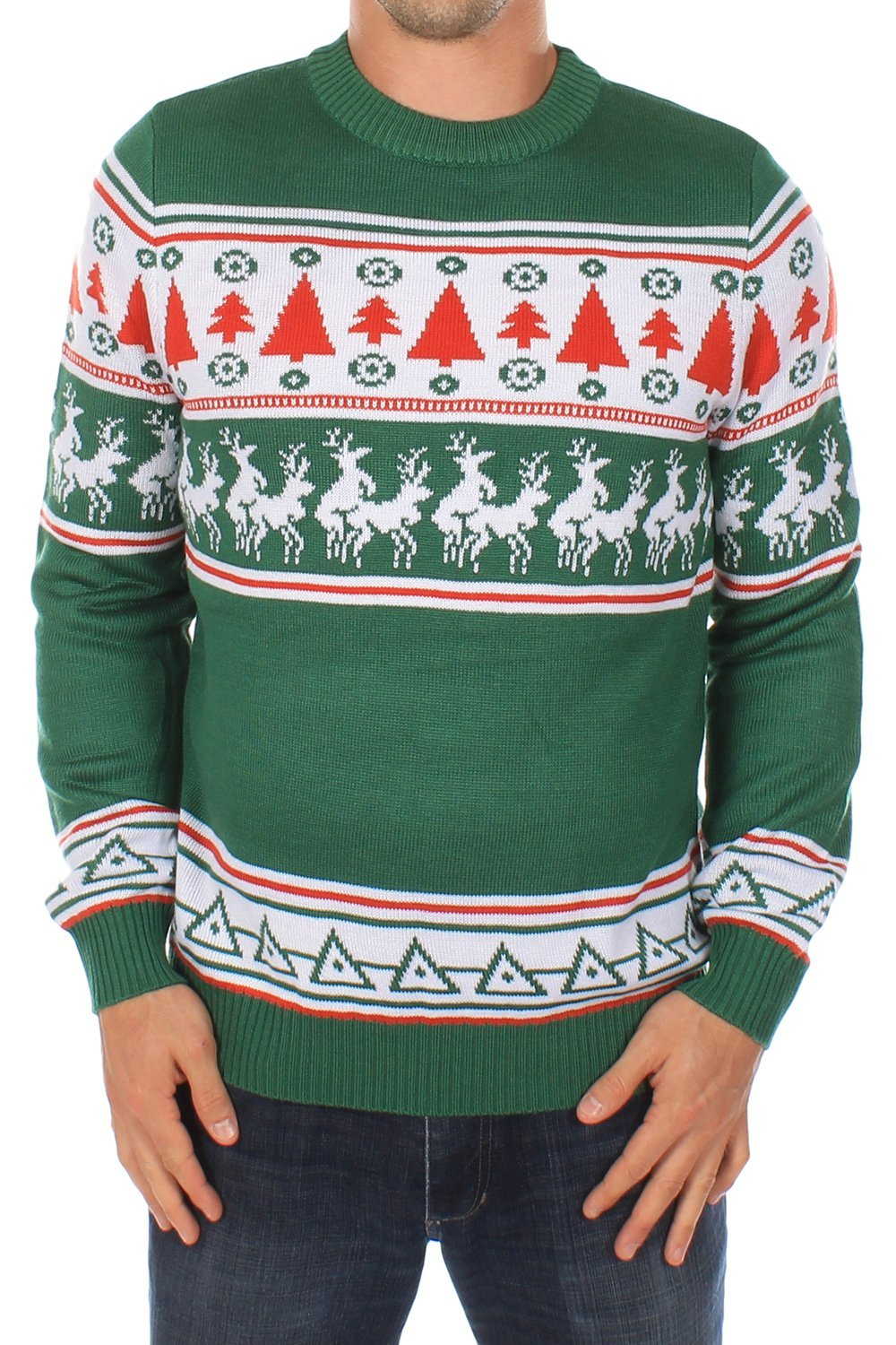 A similar holiday sweater.
