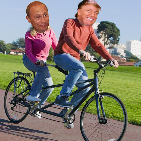 Just a couple bros out on a bike ride!