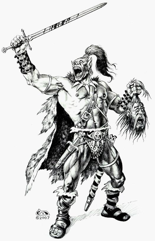 "Dimitri ""the Headhunter"" Scavonoski"
