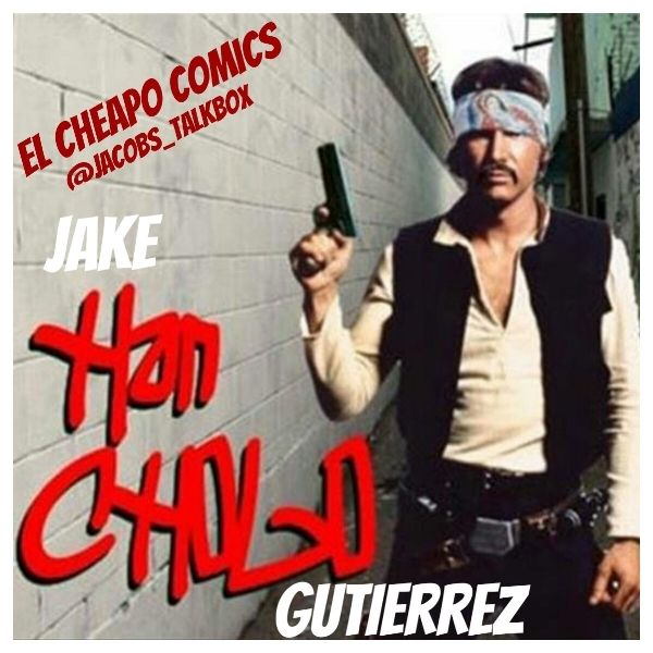 "Jake ""Han Cholo"" Guitierrez"