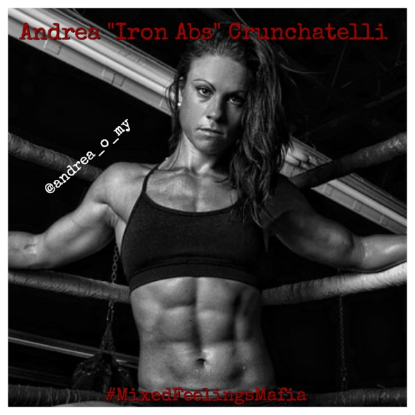 "Andrea ""Iron Abs"" Crunchatelli"