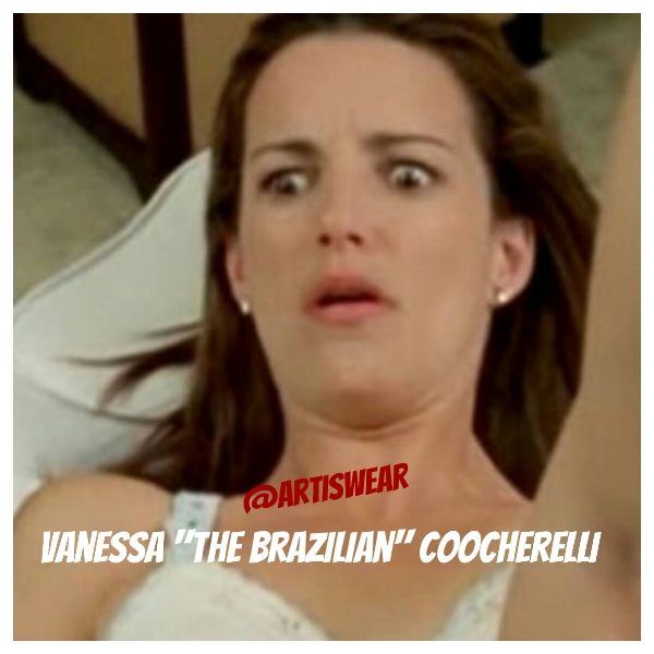 "Vanessa ""the Brazilian"" Coocherelli"