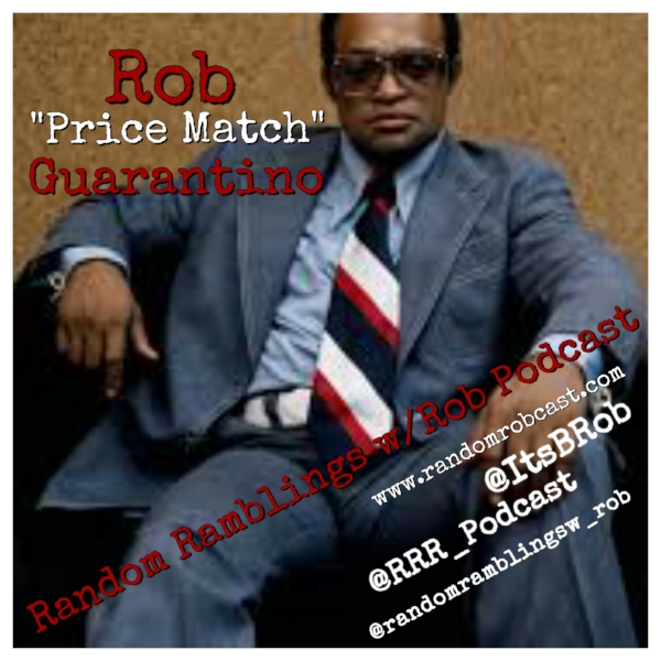 "Rob ""Price Match"" Guarantino"