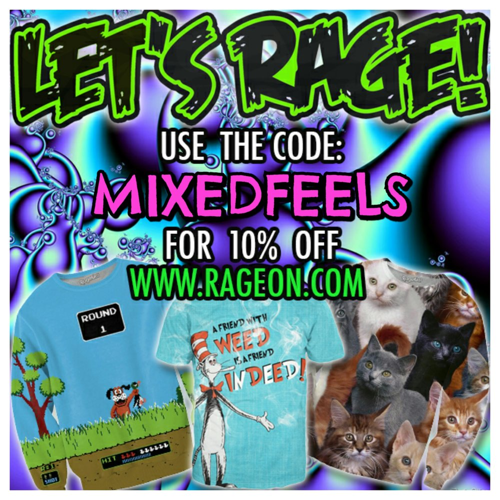 Want some shirts that will make all of your friends so jealous that they slowly go insane? Well, your search is over!  10% off your purchase with our promo code below! Hurry! Your life is incomplete without Lisa Frank leggings and bacon footie pajamas!