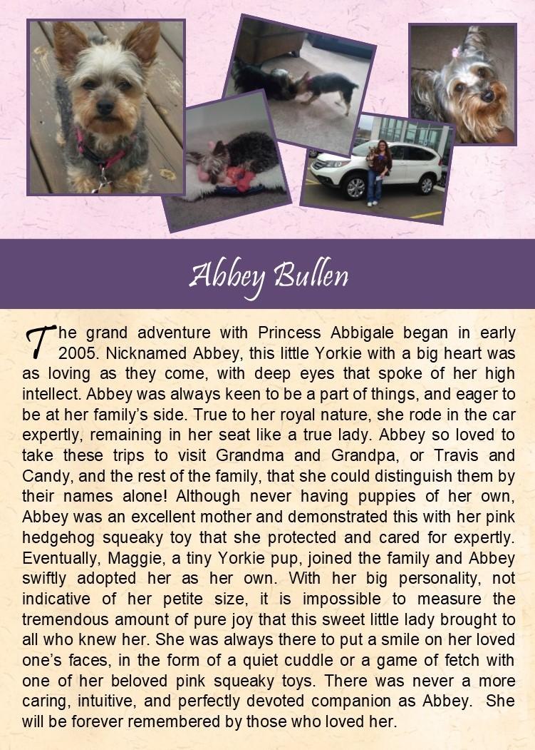 Abbey Bullen