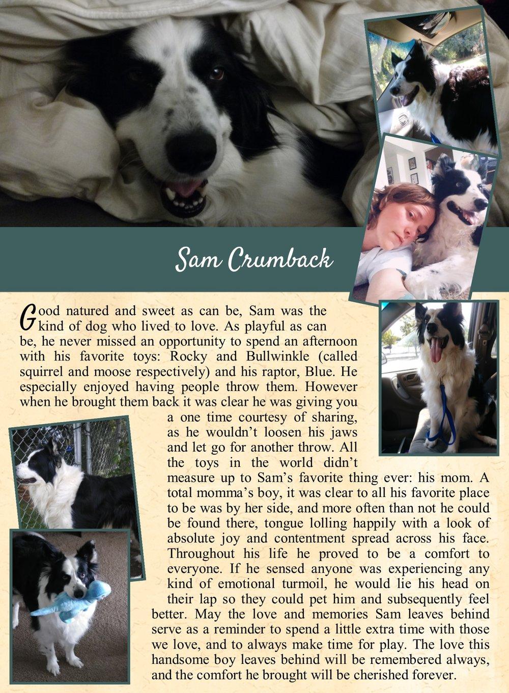 Sam Crumback