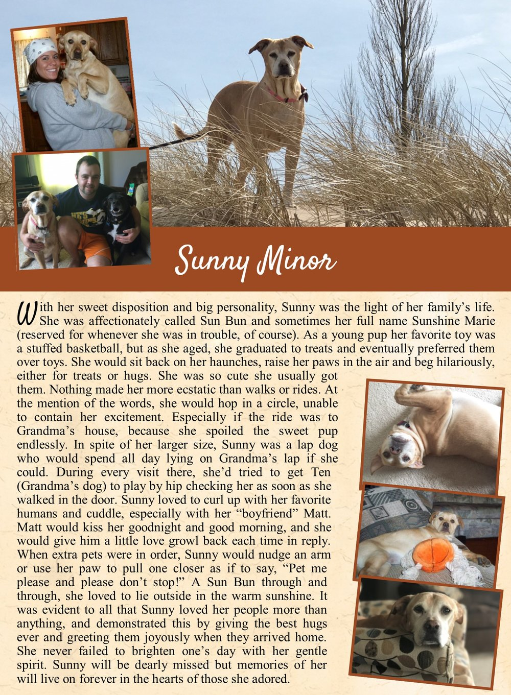 Sunny's Life Tail