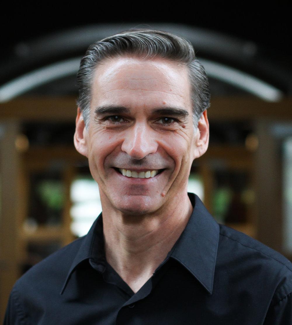 GARY NEBEKER DIRECTOR OF SPIRITUAL FORMATION