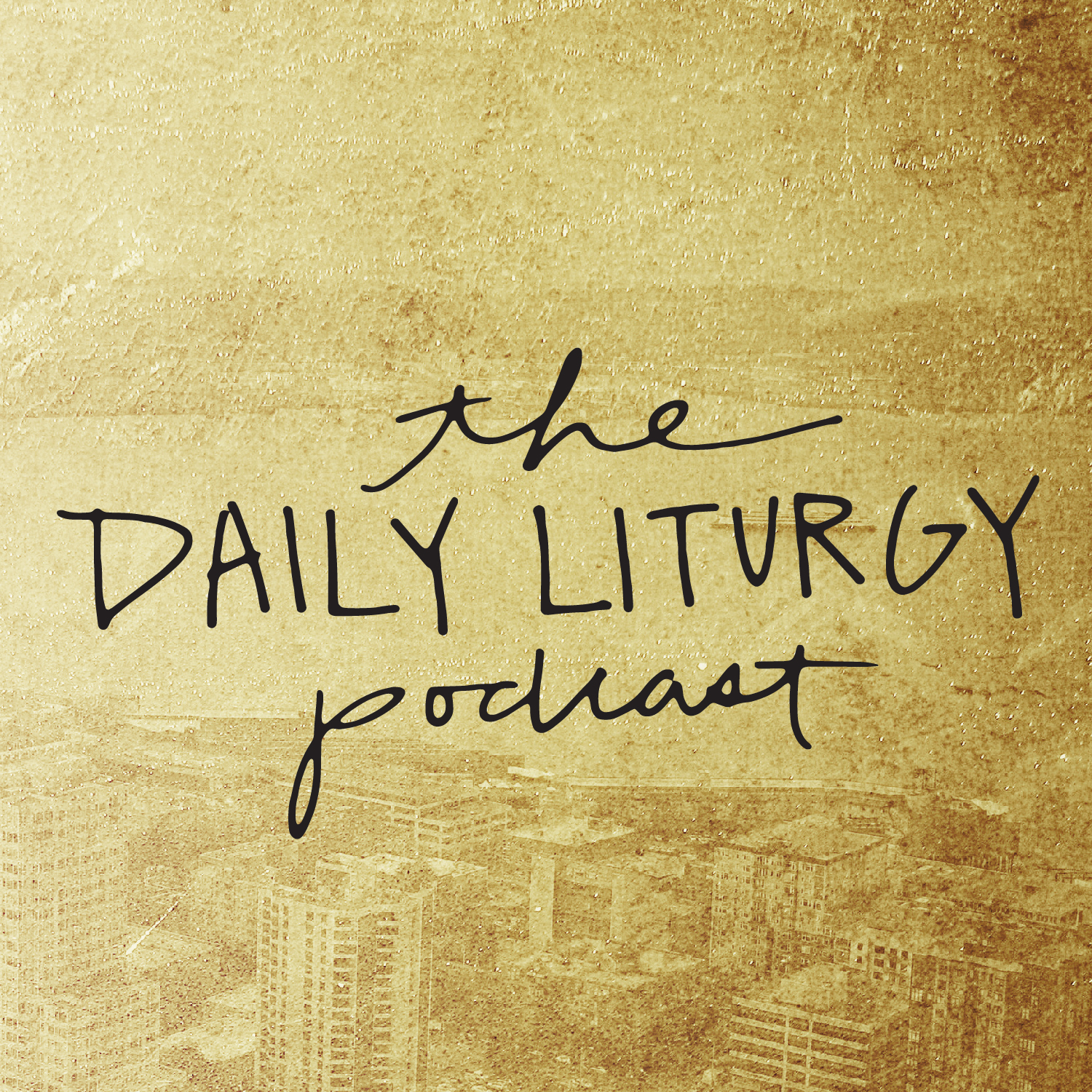 The Daily Liturgy Podcast Logo