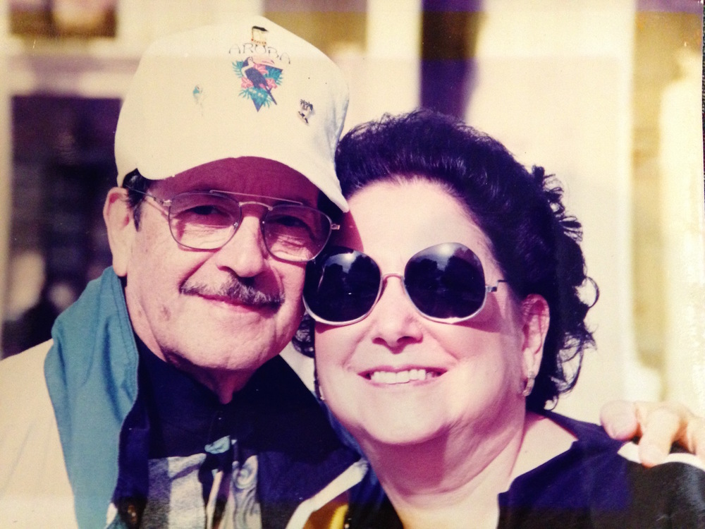 My parents Harvey & Darlene Gilbert