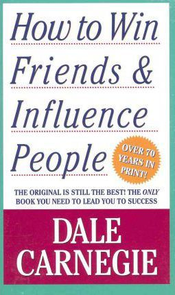 How to win friends & influence people 62,-