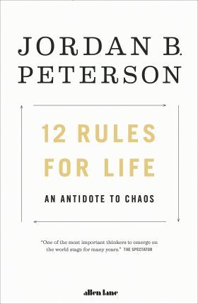 12 rules for life 154,-