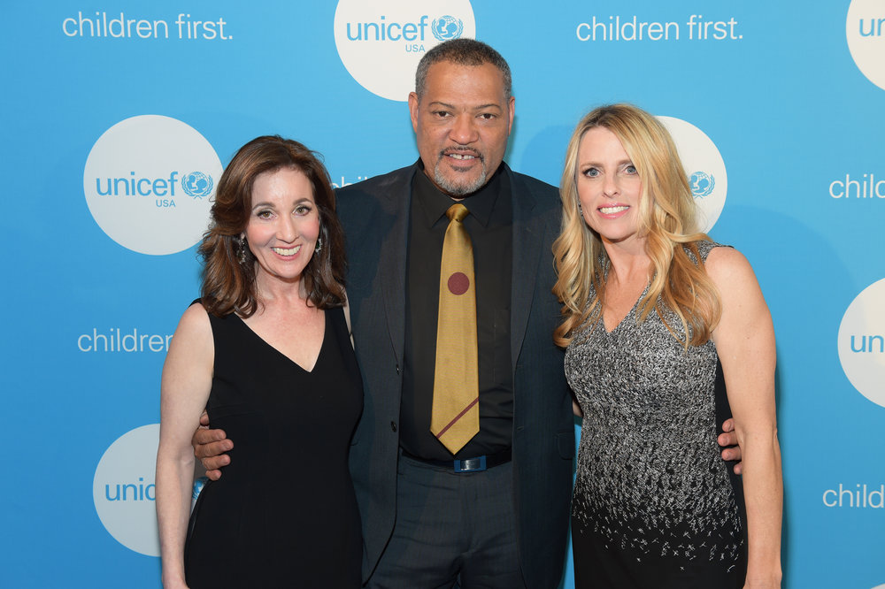 Courtesy of Marcus Ingram /Getty Images for UNICEF USA