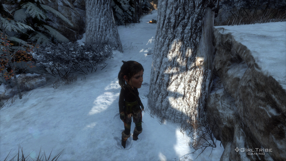 Rise of the Tomb Raider: Big Heads