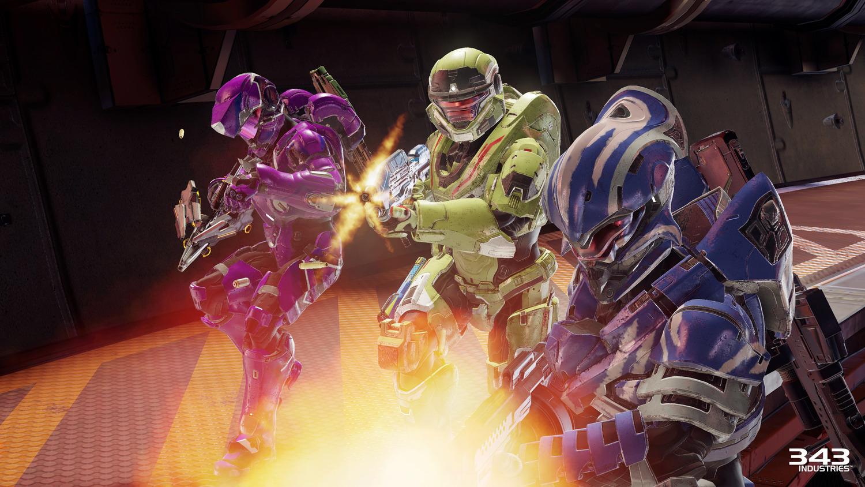 Four Community Game Nights | Halo 5 | Warzone Firefight Beta