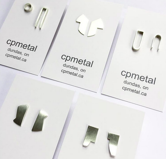 CP Metal Earrings