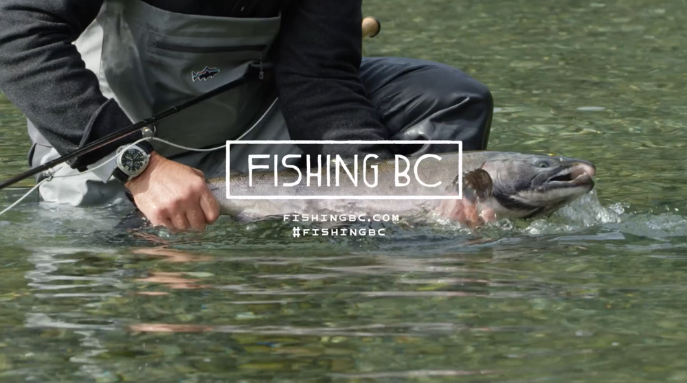 Fishing BC - Clayoquot Helifishing