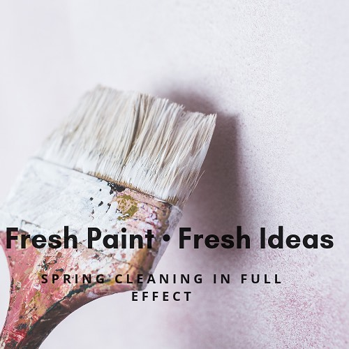 """A fresh outlook is like a fresh coat of paint. It doesn't cost much, but sometimes makes a huge difference."" - Susan Gale 🎨  We're excited to be freshening up the space for our clients 🤗 • • • #springcleaning #cincyeats #cincy #cincyexperience #meetingspace #meeting #convention #creativity #meetingspaces #eventspace #event #venue #meetingprof #meetingplanner #eventplanner #meetingvenue #businessservices #groups #boost #unique #eventmanagement"
