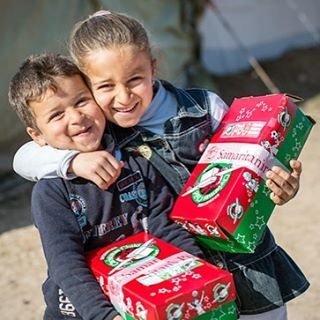 "🎤""It's the most wonderful time of the year...."" Operation Christmas Child!! My heart ❤️ Y'all, collection week is just ONE week away!!! Go out and stock those boxes!! Giving back is core who we are - so you know we will be participating this year!!! We will be documenting this on our Instagram story this week! @samaritanspurse @operationchristmaschild"