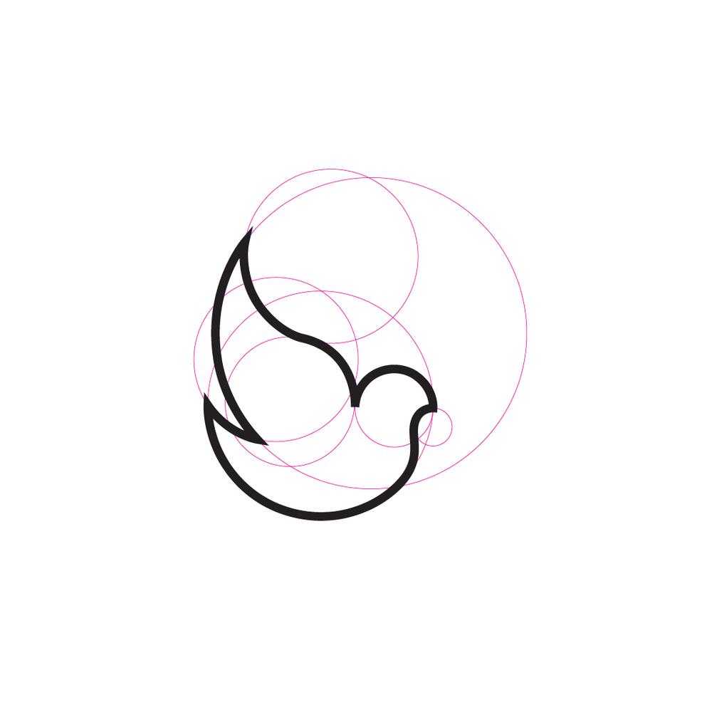 Lib Dems logo creation dove logo