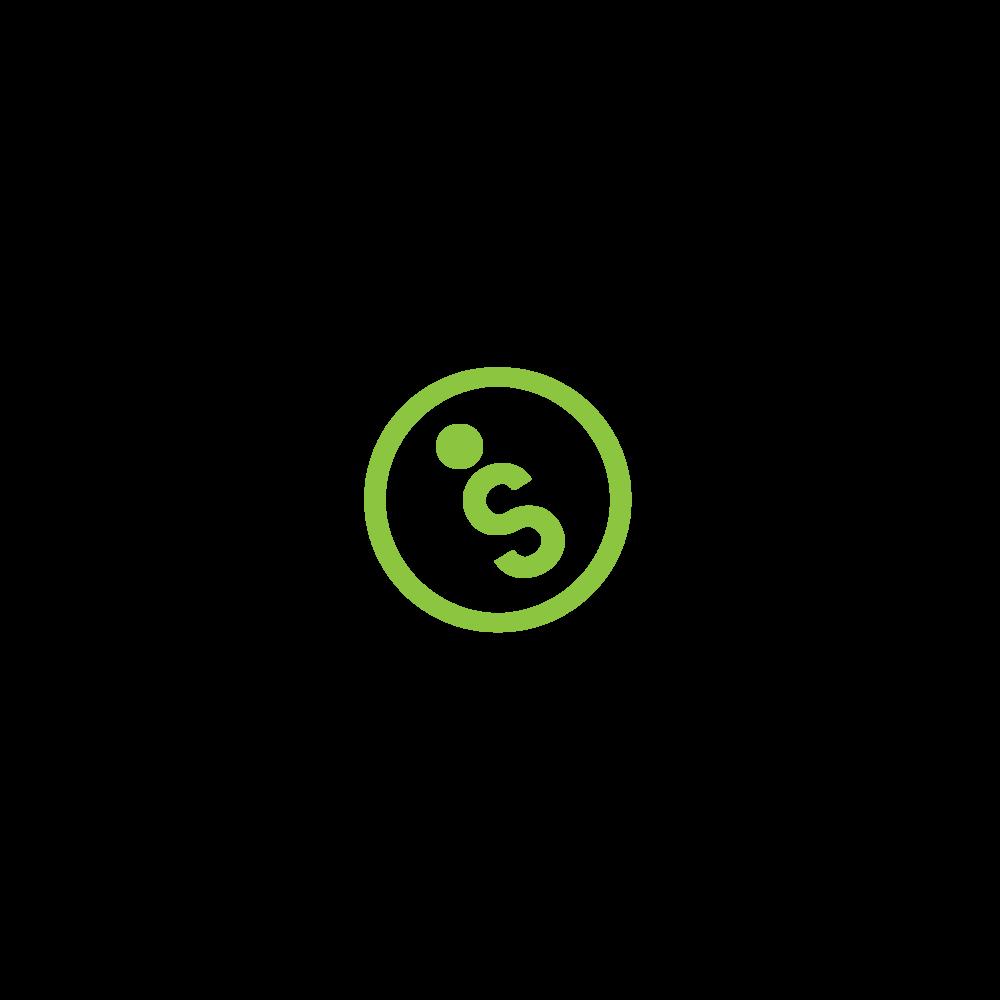 southwest spots therapy identity logo brand design