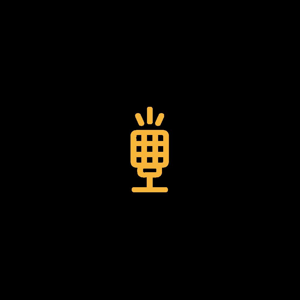 creative waffle logo