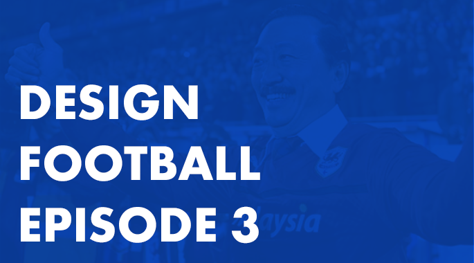 design football episode 3  video link