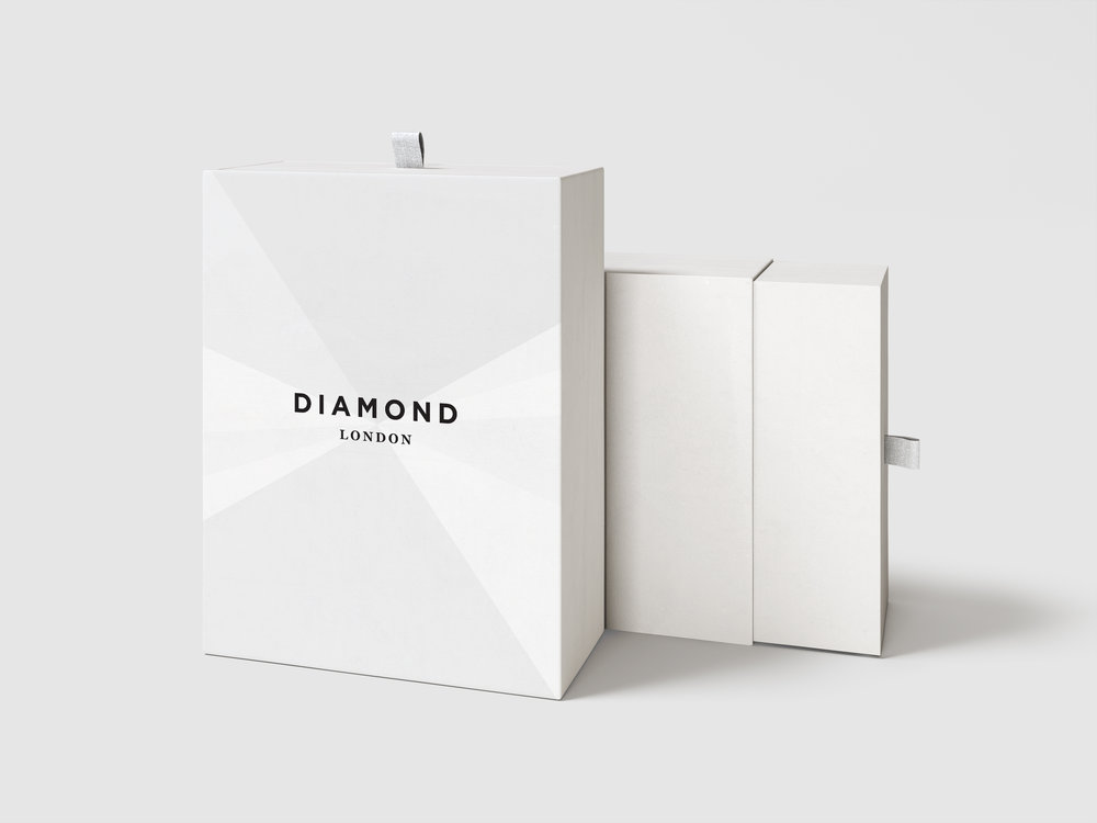 diamond jewellery packaging design