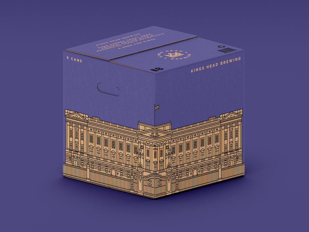 buckingham palace box design