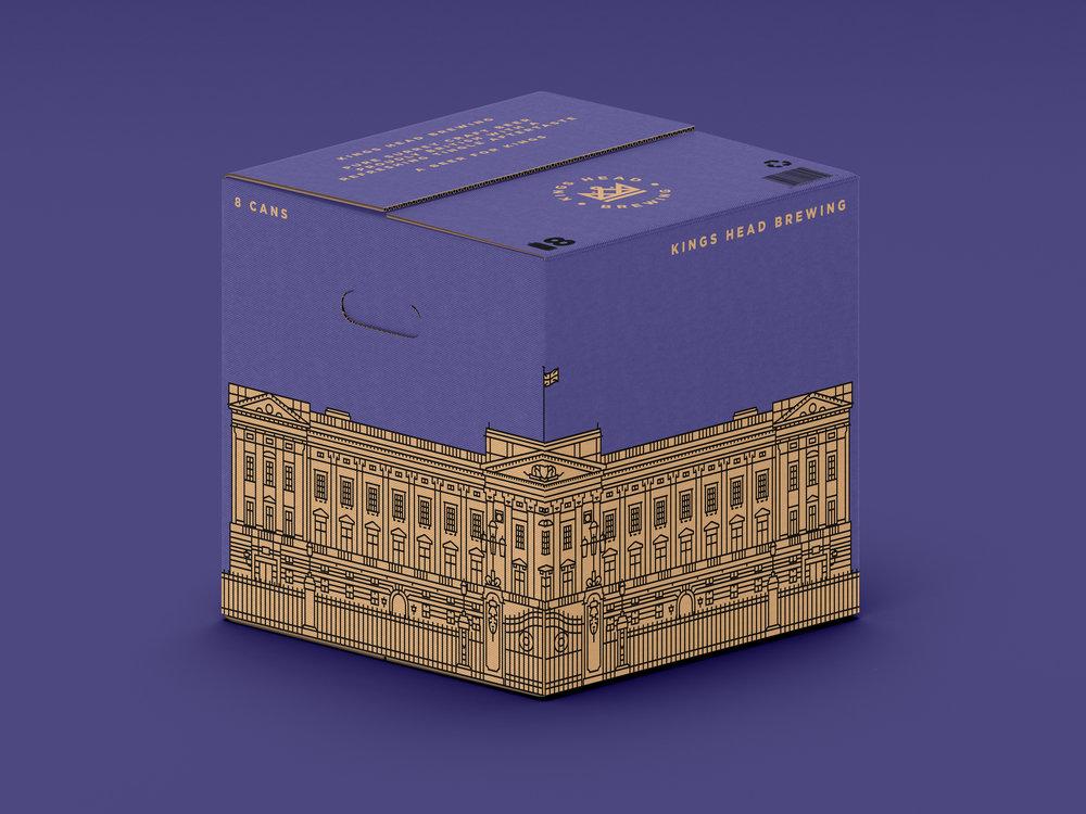 buckingham palace box design