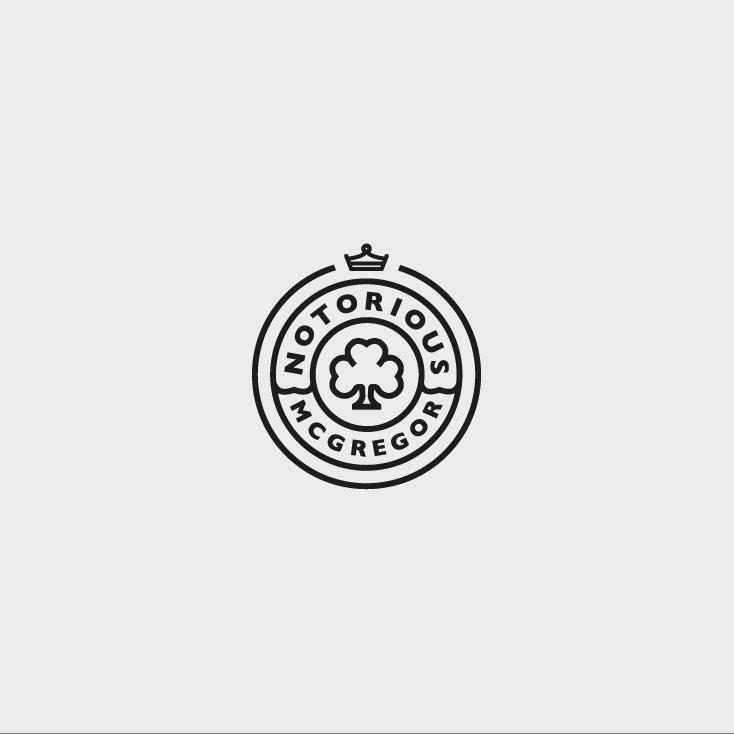 connor mcgregor logo design idea