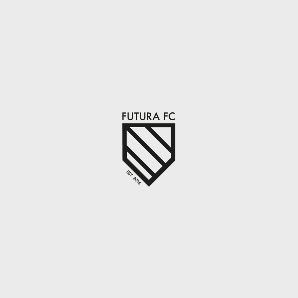 futura fc clothing line logo