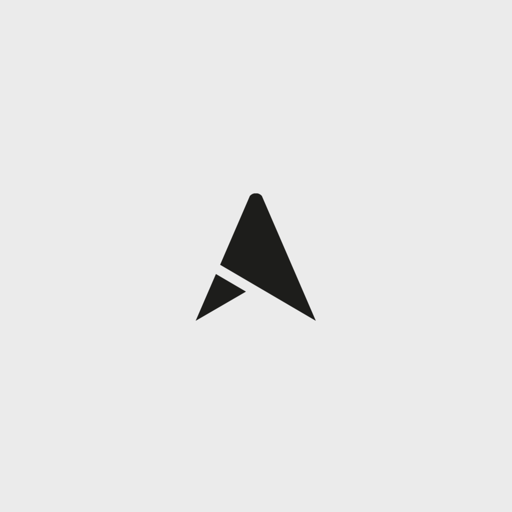 Zwerver logo navigation app branding