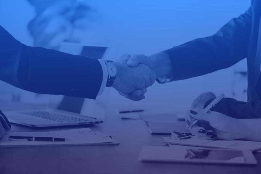 agreement business meeting logo copyright