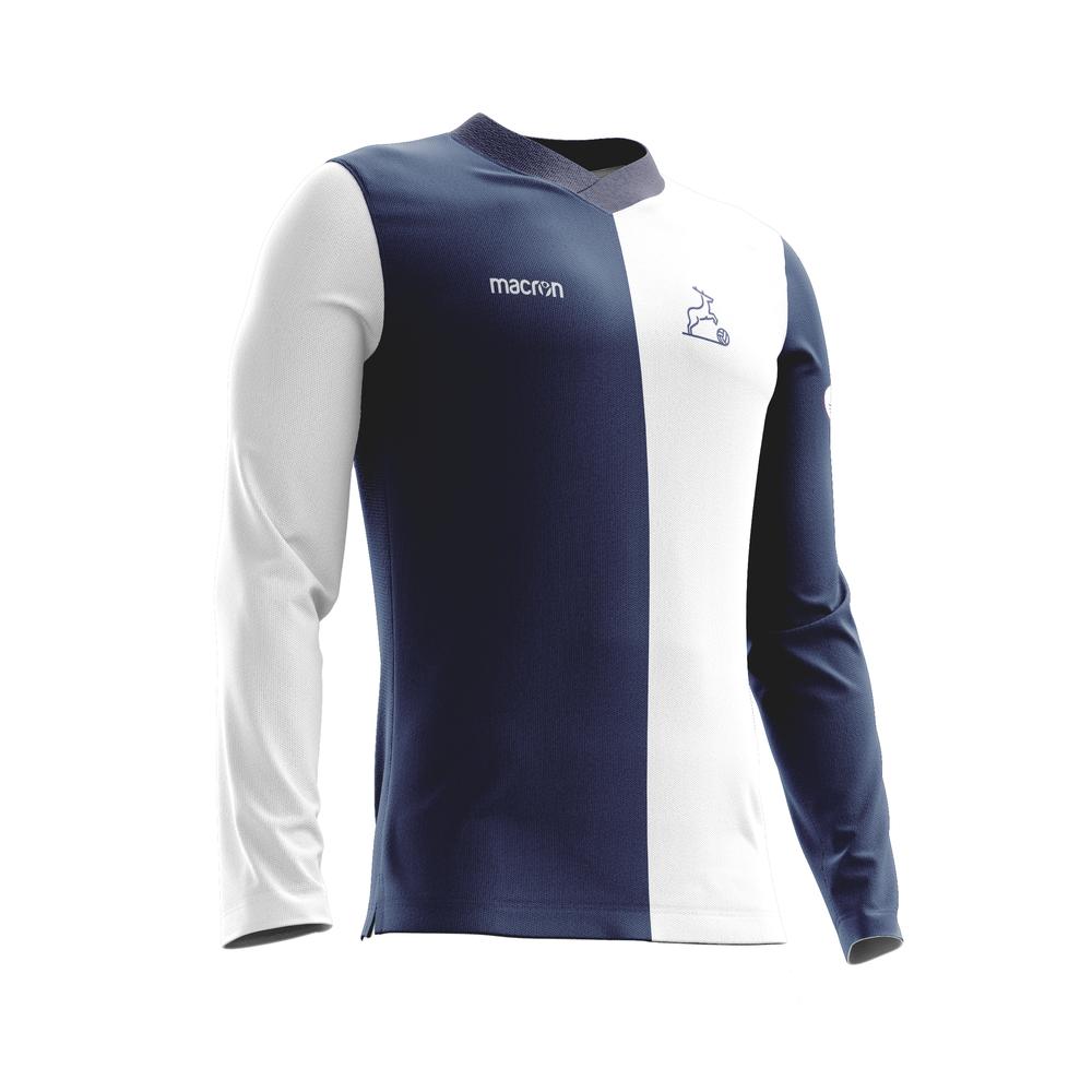 Blue Deer Football Shirt Only.png
