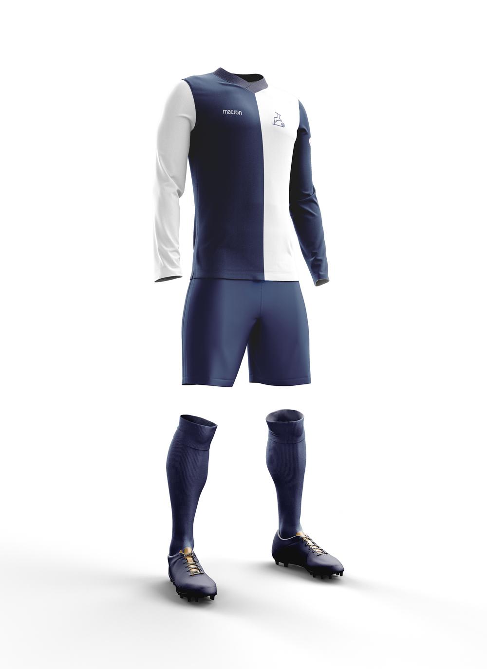 Blue Deer Football Kit.png