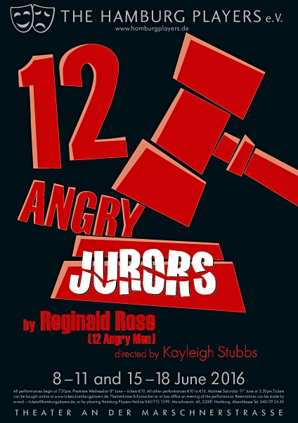 Twelve Angry Men/Jurors
