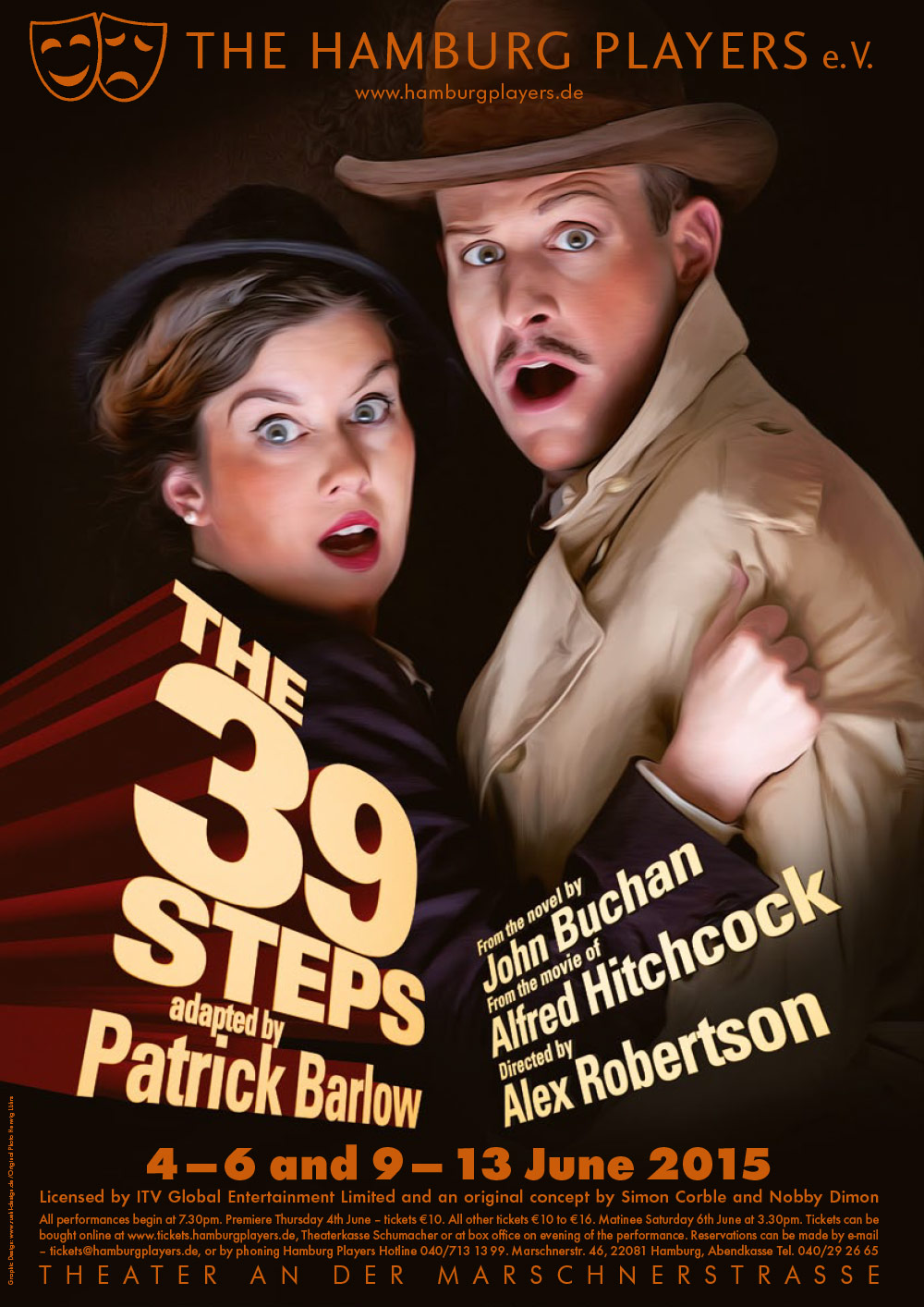 The39 Steps