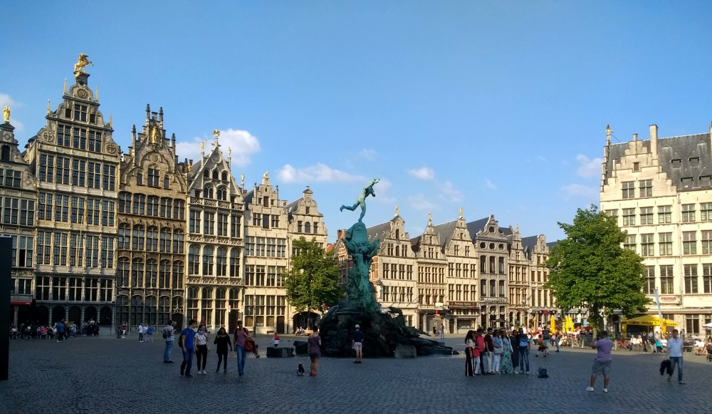 Beautiful Antwerp