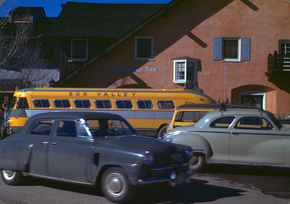 Challenger Inn (now the Sun Valley Inn), c. late 1940s