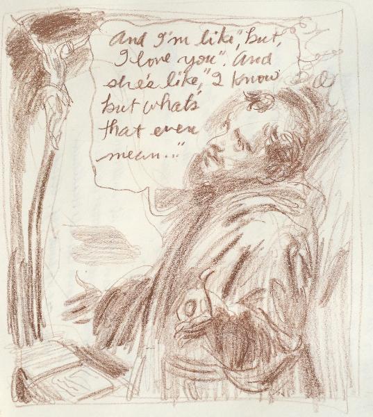 Saint Francis Speaks