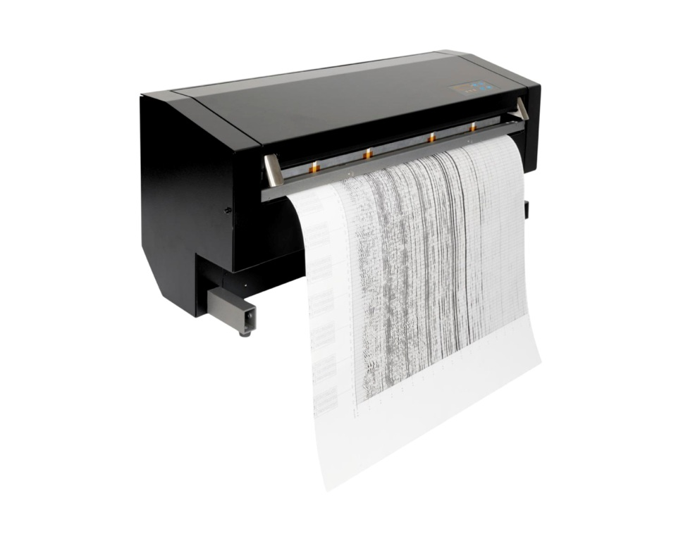 Desktop v24 thermal printer