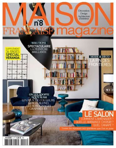 Press la valise hotel - Maison francaise magazine ...