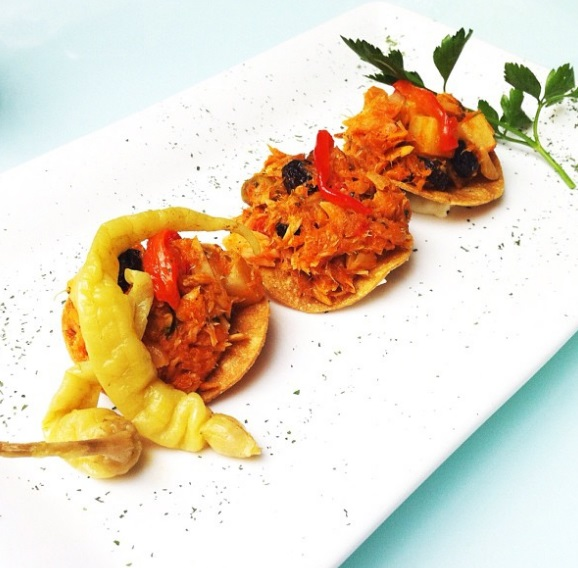 Azul Condesa (Traditional Mexican cuisine in the heart of the Countess)