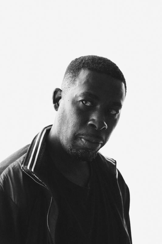 GZA - Photo by  Peter Larson