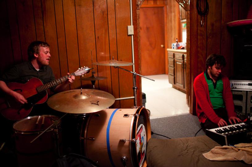 Late Night w/  Josh Mease  + Frank.