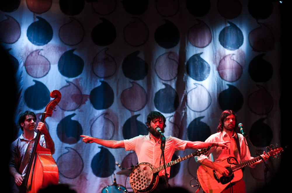 The Avett Brothers // 6.16.09 // Pittsburgh, PA