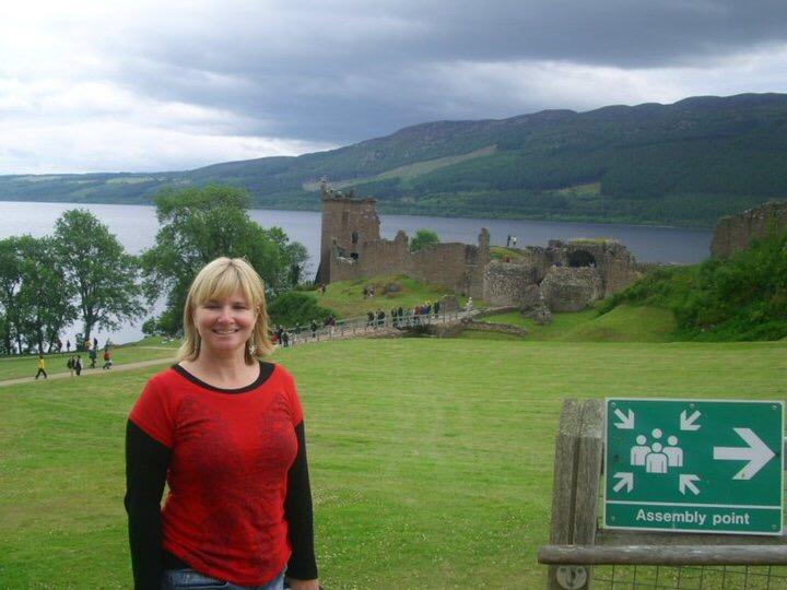 2010 in the Scottish Highlands at Loch Ness